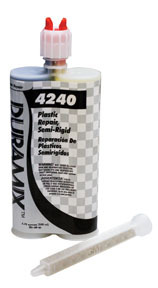 4240 by DURAMIX - Duramix™ Plastic Repair Semi-Rigid 04240, 200 mL
