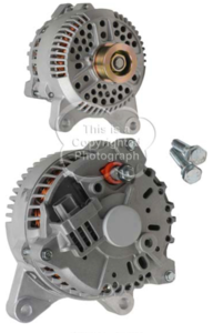E35-45-07-648 by AMERICAN POWER SYSTEMS - American Power Systems, Alternator, 12V, 240A, New