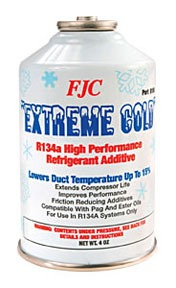 9150 by FJC, INC. - Extreme Cold Additive - 2 oz R134a and 2 oz Additive