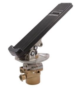 116731 by WILLIAMS CONTROLS - WM453M Pneumatic Throttle Pedal