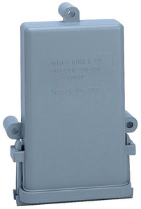 350 by JAMES KING CO - SECURITY BOX(PLASTIC)