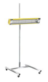 16-1000 by INFRATECH - SRU-1615-HT 120V High Intensity Medium Wave Curing Lamp