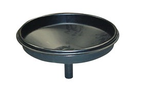 """10174 by JOHN DOW INDUSTRIES - 16"""" Poly Replacement Funnel"""