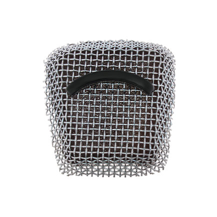 40989-1 by UNITED PACIFIC - MICROPHONE GRILL FOR CHROME C.B. MICROPHONE COVER - A'636