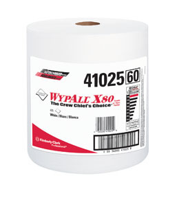 41025 by KIMBERLY-CLARK - WYPAlL* X80 Wipers