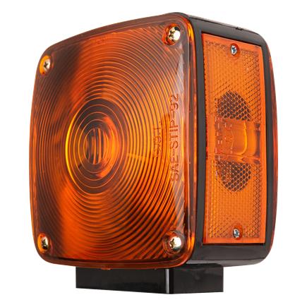 Amber Optronics ST53AABP Pedestal Mount Light