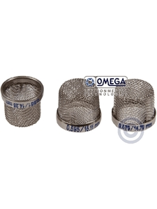 41-67575 by OMEGA ENVIRONMENTAL TECHNOLOGIES - Compressor GUARD SUCTION FILTER KIT 10S17/10S20