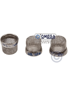41-67576 by OMEGA ENVIRONMENTAL TECHNOLOGIES - Compressor GUARD SUCTION FILTER KIT SELTEC