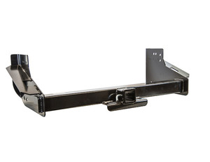 1801400 by BUYERS PRODUCTS - 2-1/2 Inch Multi-Fit Hitch Receiver For Ford/GM With Cutaway Service Bodies