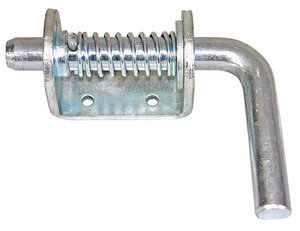 B2596SS by BUYERS PRODUCTS - 3/4 Inch Stainless Steel Heavy-Duty Spring Latch Assembly