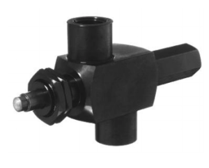 POV32S by DELTROL FLUID PRODUCTS - POV32S Directional Valve Female-to-Female