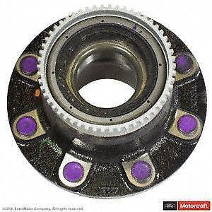 HUB205 by MOTORCRAFT - Motorcraft HUB205 Wheel Bearing and Hub Assembly