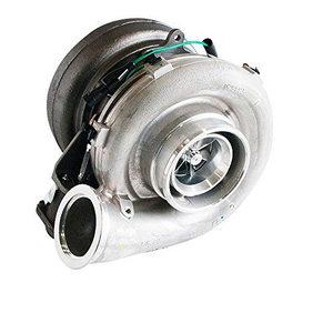 758204-9006S by GARRETT - Turbocharger - Genuine Garrett New Turbocharger