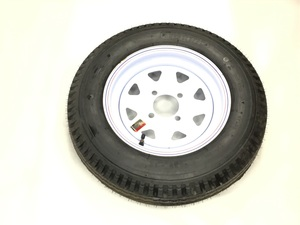 30780 by AMERICANA WHEEL & TIRE - 12X4.0 4-4.0 (5