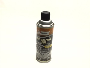 7009 by PENRAY - 11 OZ-DRY GRAPHITE LUBE SPRAY