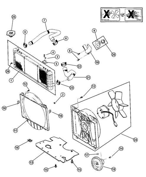 2005 Chevy Aveo Coolant System Diagram