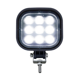 37174B by UNITED PACIFIC - 9 High Power 3 Watt LED Heavy Duty Work Light - Flood Light