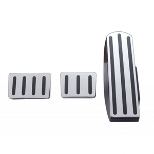70323 by UNITED PACIFIC - Billet Aluminum Freightliner Pedal Set