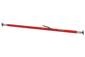 "080-01003 by SAVE-A-LOAD - SL-30 Hydraulic Load Bar with Articulating Ends // 84"" to 114"" range // Blue"