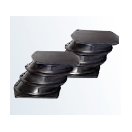 60879-000L by HENDRICKSON - Bolster Spring Service Kit, One Set (1 Pair, 2 Pieces)