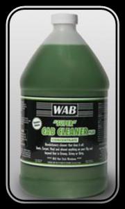 514 by WAB - 5GAL WAB SUPER CAB CLEANER PLUS