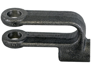 B26996A by BUYERS PRODUCTS - 1/2 Inch Offset Yoke End