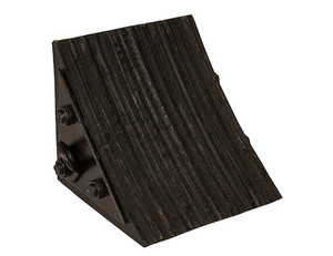WC0888 by BUYERS PRODUCTS - Laminated Rubber Wheel Chock