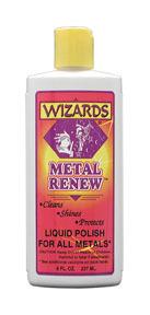 11020 by WIZARD - Metal Renew™, 8 oz.