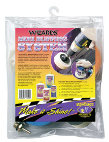 11250 by WIZARD - Mini Buffing System™