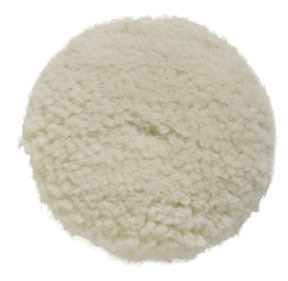 """11251 by WIZARD - 3"""" Wool Mini Buffing Pad"""