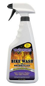 22086 by WIZARD - Bike Wash, 22 oz.