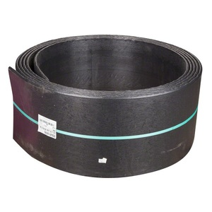 "BPS5/8X18-27 by FLEET WAREHOUSE - BLACK POLY SCUFF 5/8""X 18""X 27FT"