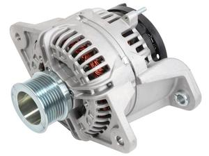 0-124-555-028 by MINNPAR-REPLACEMENT - REPLACES MINNPAR STARTERS AND ALTERNATORS, ALTERNATOR, 24 VOLT, CW, 80 AMP, IR/IF