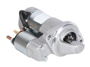 119125-77012 by HITACHI/YANMAR-REPLACEMENT - REPLACES HITACHI/YANMAR, STARTER, 12-VOLTS, 9-TOOTH, CW, 1.2 KW, PMGR