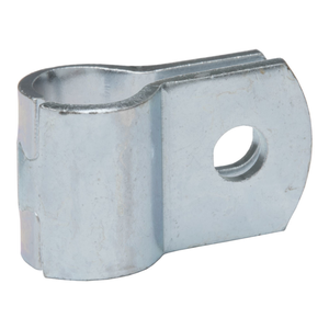 607962 by RETRAC MIRROR - 2-piece Dovetail Clamp, 3/4 Od Tube, Zinc