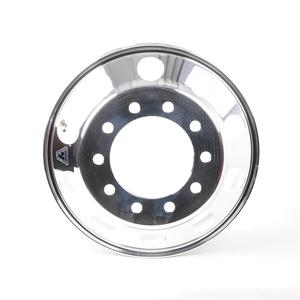 "41644SP by ACCURIDE - Aluminum 22.5"" x 8.25"" Wheel - 10 Hand Holes - Standard Polish"