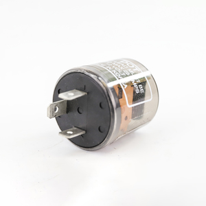 43019 by HAMSAR - 3 PIN ROUND 10 LAMP 12VOLT FLASHER