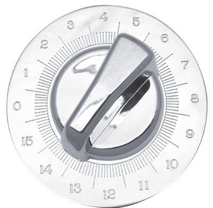 21930 by ROADMASTER - PET KNOB & PLATE-ENG TIMER