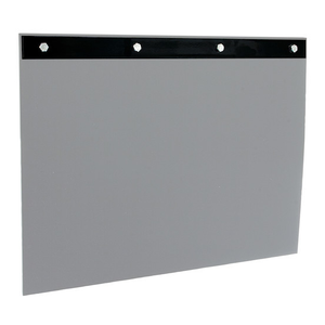 MFW2375 by BUYERS PRODUCTS - Mudflap Bolting Plate