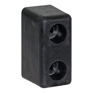 B5500 by BUYERS PRODUCTS - Molded Rubber Bumpers