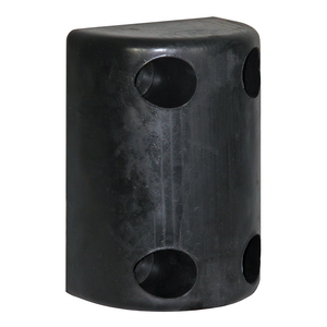 B4500 by BUYERS PRODUCTS - Precision Molded Rubber Bumpers