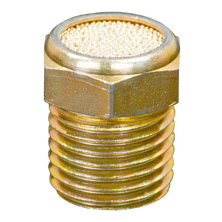 BAV02002 by BUYERS PRODUCTS - 1/4 Inch NPT Breather Vent