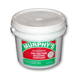 2005 by JTM PRODUCTS - 25LB Murphy's Original Concentrated Tire and Tube Mounting Compound