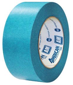 "AM-1.5 by AMERICAN TAPE - 1-1/2"" AquaMask™ Medium Grade Paper Masking Tape"