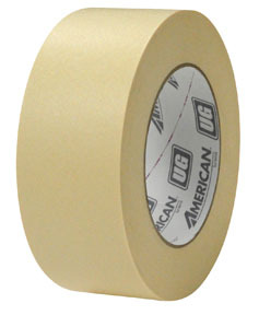 """UG-1.5 by AMERICAN TAPE - 1-1/2"""" Utility Grade Paper Masking Tape"""