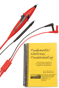 181 by ELECTRONIC SPECIALTIES - Loadpro & Troubleshooting Book Combo