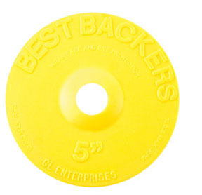 "1405 by GL ENTERPRISES - Best Backers™, 5"" Pad"