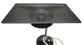 """2436 by JOHN DOW INDUSTRIES - """"Big Mouth"""" Transmission Drain Pan"""