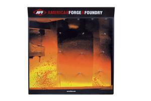 18498 by AMERICAN FORGE & FOUNDRY - LOCKNUT SOCKET BOARD GENERIC