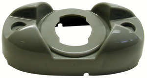 """PM165-10 by PETERSON LIGHTING - 165-10 2"""" or 2-1/2"""" Cam-On, Surface-Mount Bracket"""